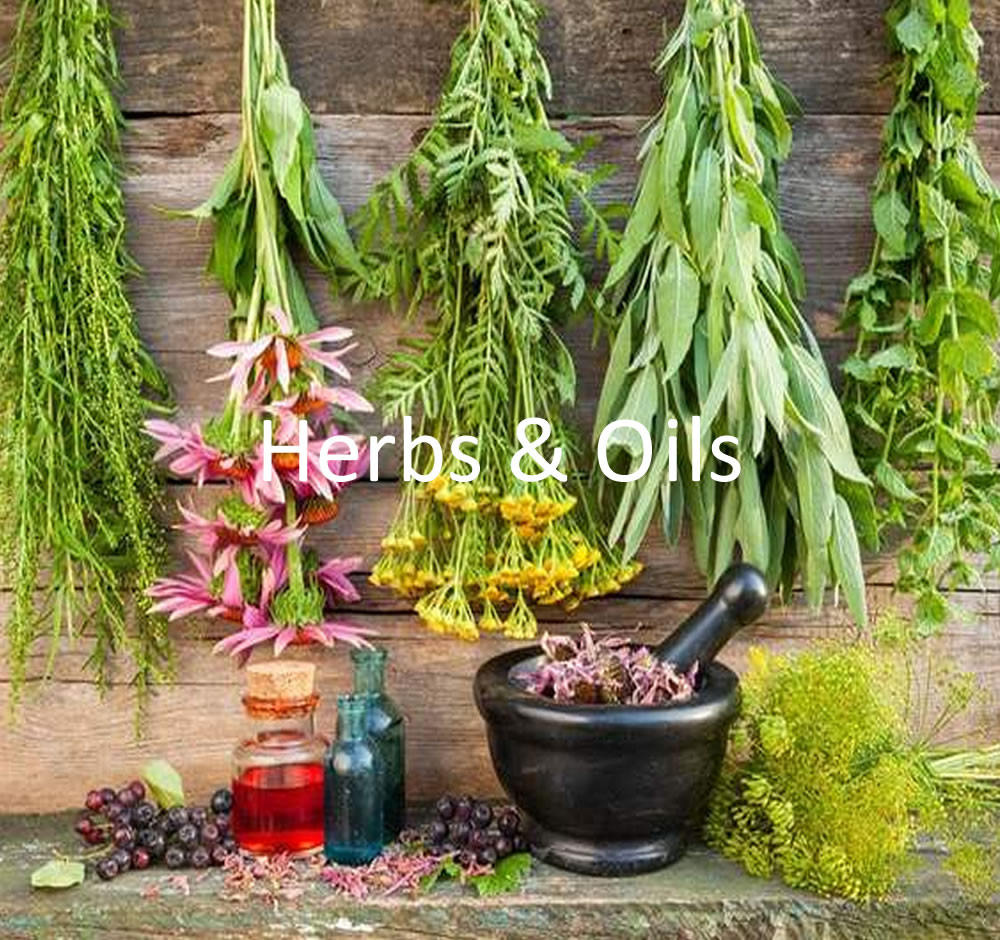 herbs-and-oils